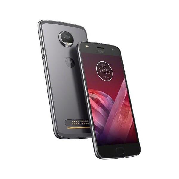 Motorola Moto Z2 Play Dual Sim Šedá