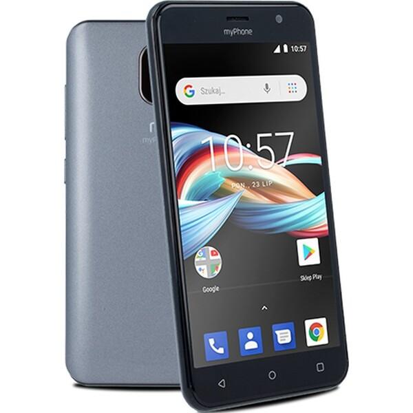 myPhone Fun 6 Lite TELMYAFUN6LGR Šedá