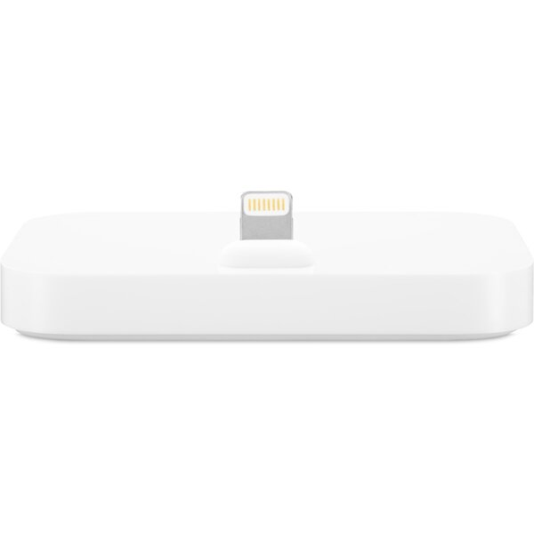 iPhone Lightning Dock; MGRM2ZM/A Bílá