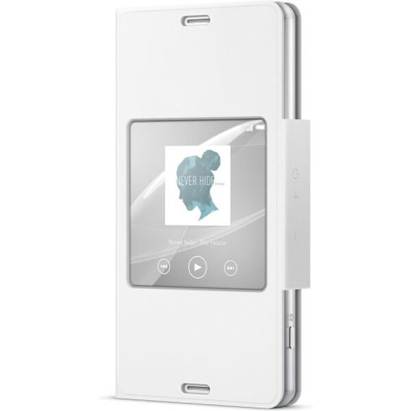 Sony SCR26 Smart Cover pouzdro Xperia Z3 Compact bílé