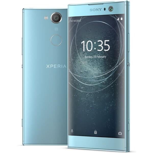 Sony Xperia XA2 Dual SIM Modrá