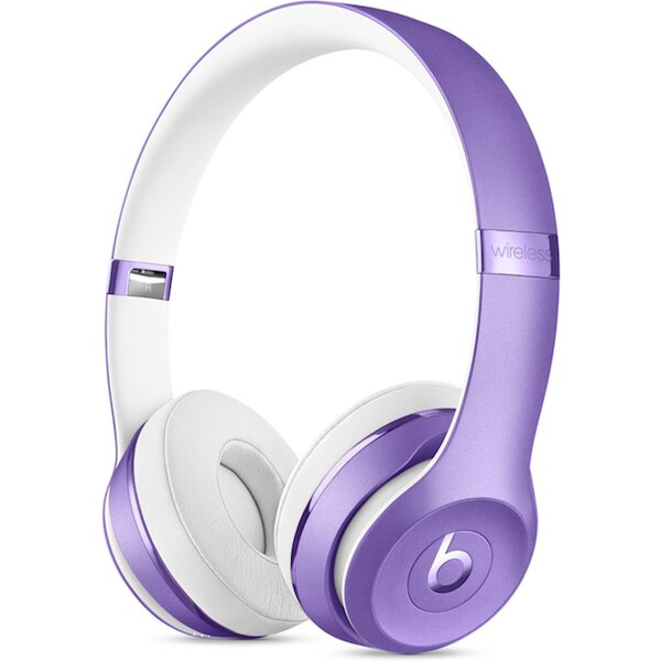 Beats by Dr. Dre Solo3 Wireless MP132ZM/A Fialová