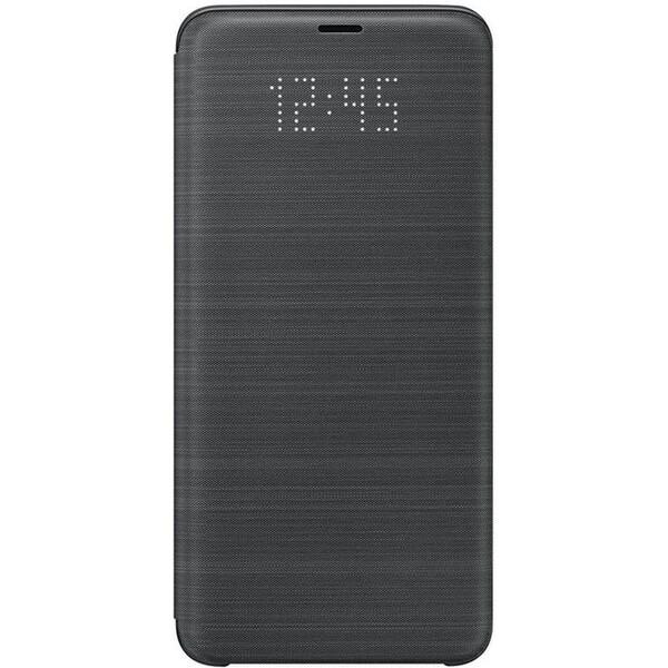 Samsung flipové pouzdro LED View Samsung Galaxy S9+ černé EF-NG965PBEGWW Černá