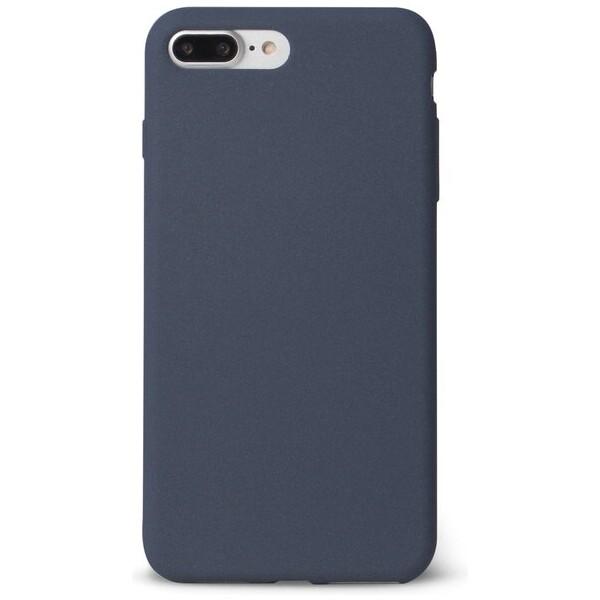 Epico silikonový kryt Apple iPhone 7 Plus modrý