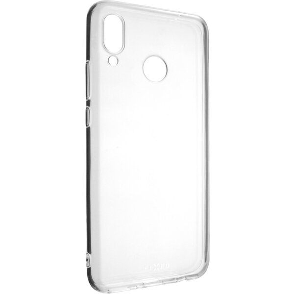 Pouzdro FIXED Skin Huawei Nova 3 0,6 mm Čirá