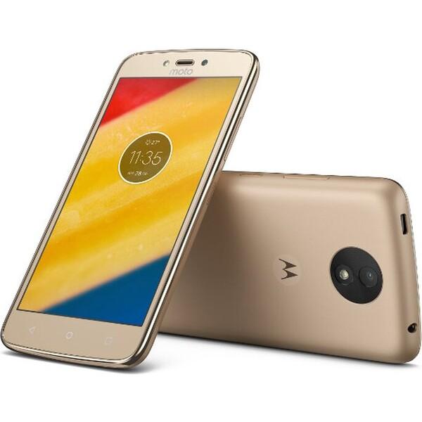 Motorola Moto C Plus Dual SIM LTE zlatá