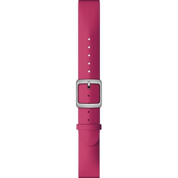 Nokia Accessory silikonový řemínek (18mm) Activité Steel a Steel HR (36mm) růžový NOK-SIL-18-RB Růžová