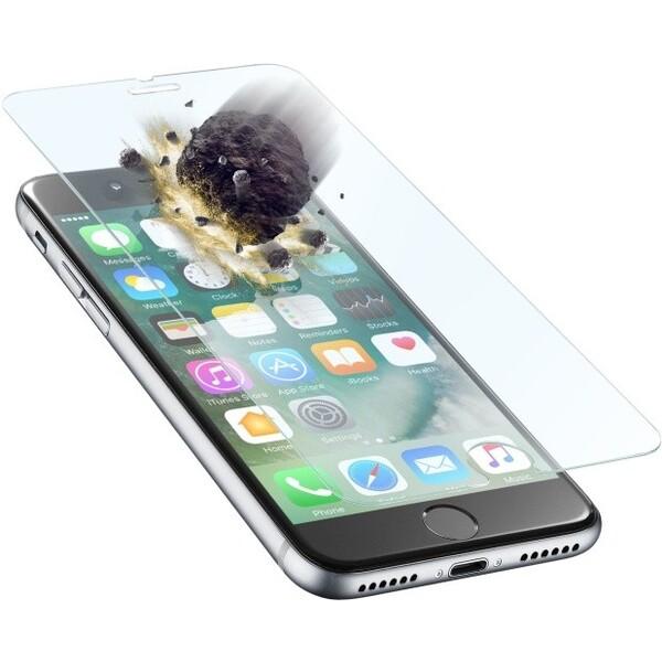 CellularLine TETRA FORCE GLASS pro Apple iPhone 7 TETRAGLASSIPH747 Čirá
