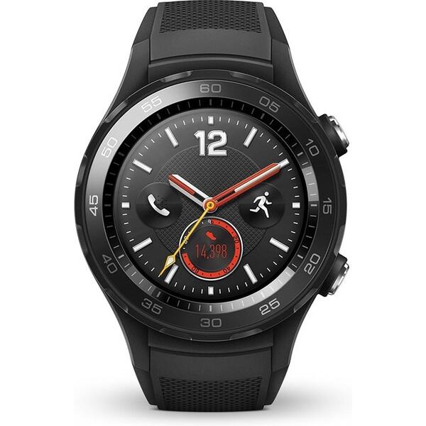 Huawei Watch W2 Černá