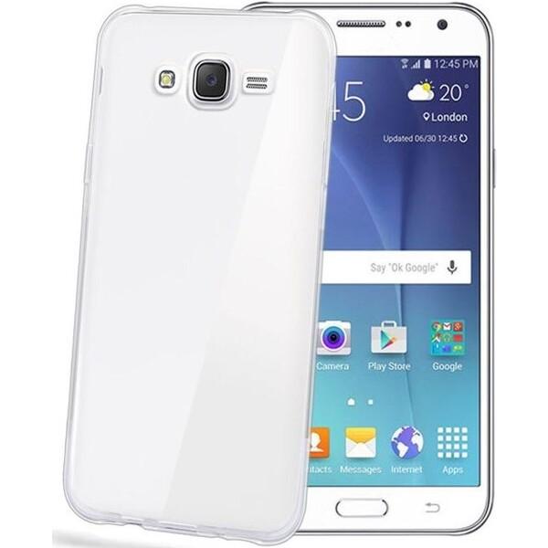 CELLY Gelskin pouzdro Samsung Galaxy Xcover 3 čiré