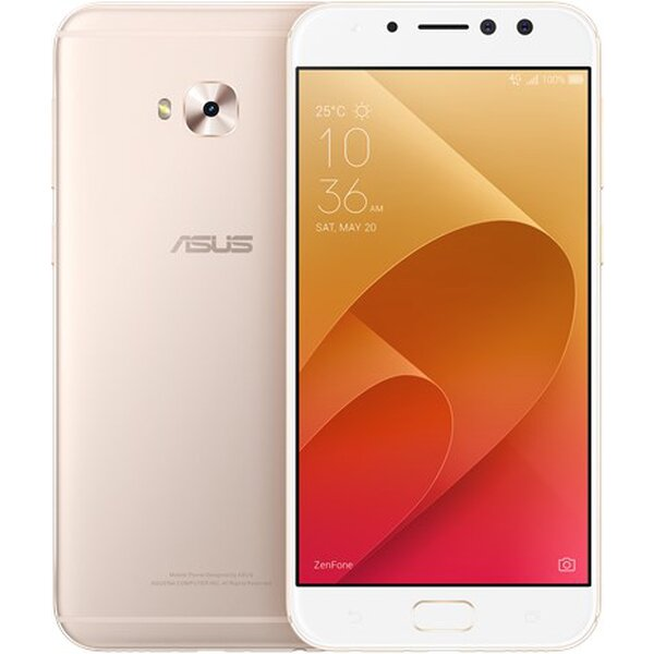 Asus ZenFone 4 Selfie Pro ZD552KL Dual SIM zlatý Zlatá