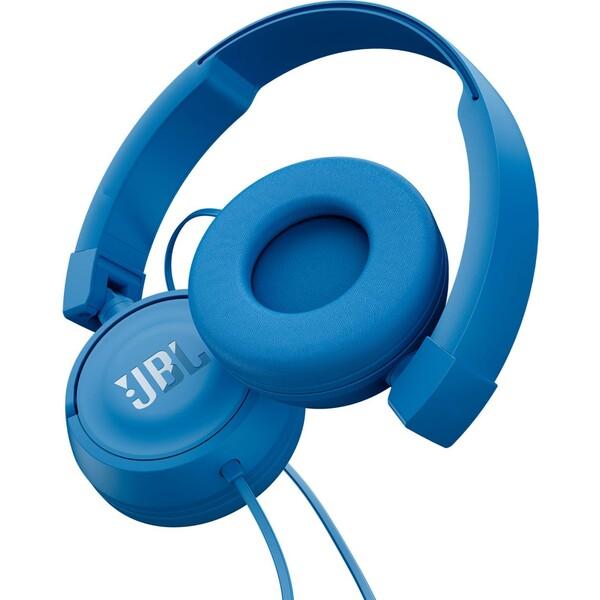 JBL T450 Modrá