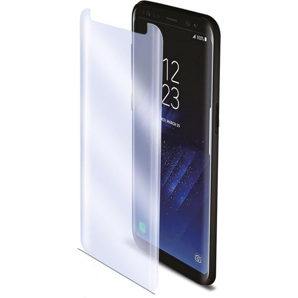CELLY Glass Ochranné tvrzené sklo pro Samsung Galaxy S8 Plus GLASS691F Čirá