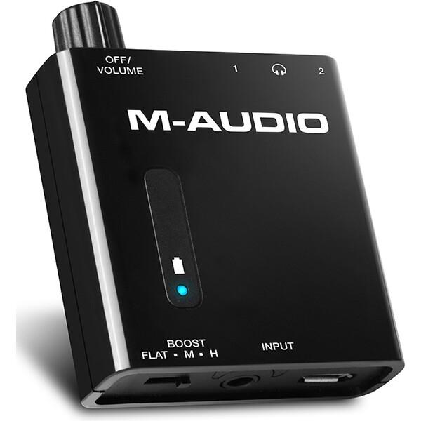 M-Audio Bass Traveler Černá