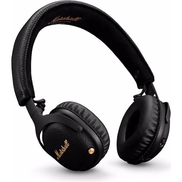 Marshall Mid A.N.C. Bluetooth černá