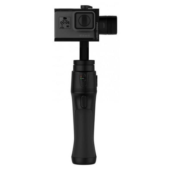 Freevision VILTA gimbal pro GoPro Hero 5/4/3 Černá
