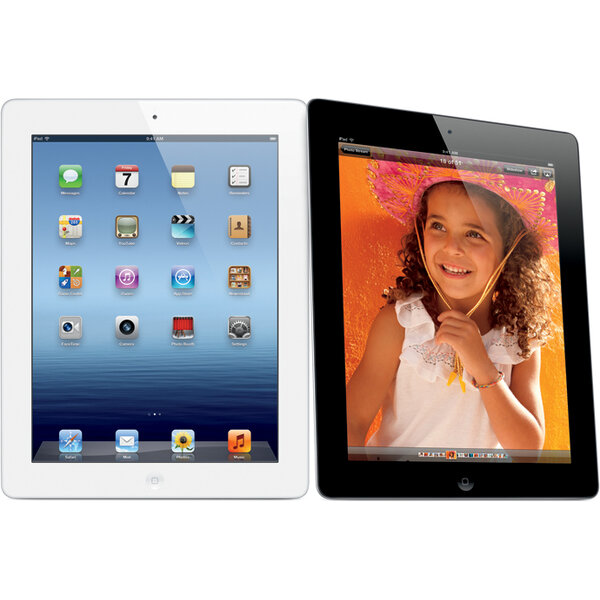 Apple iPad 4, 64GB WiFi+Cellular Černá + MD524SL/A