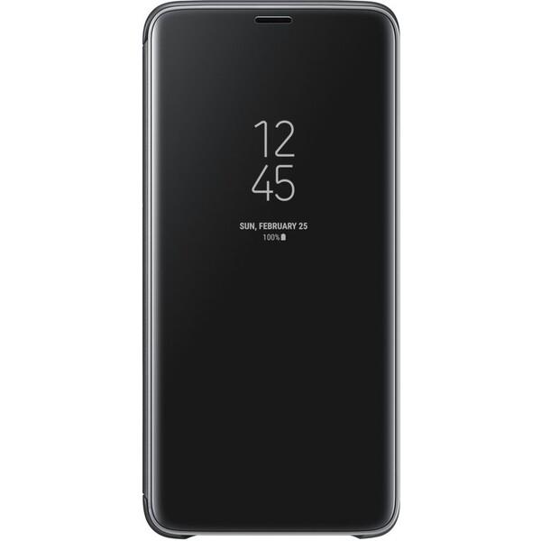 Samsung flipové pouzdro Clear View se stojánkem Samsung Galaxy S9+ černé EF-ZG965CBEGWW Černá