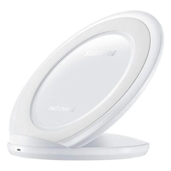 Samsung bezdrátová nabíjecí stanice EP-NG930BW, bílá EP-NG930BWEGWW Bílá
