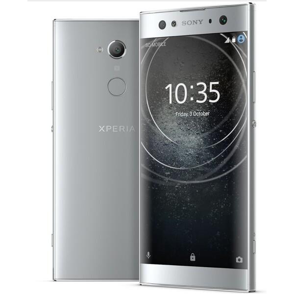Sony Xperia XA2 Ultra Dual SIM Stříbrná