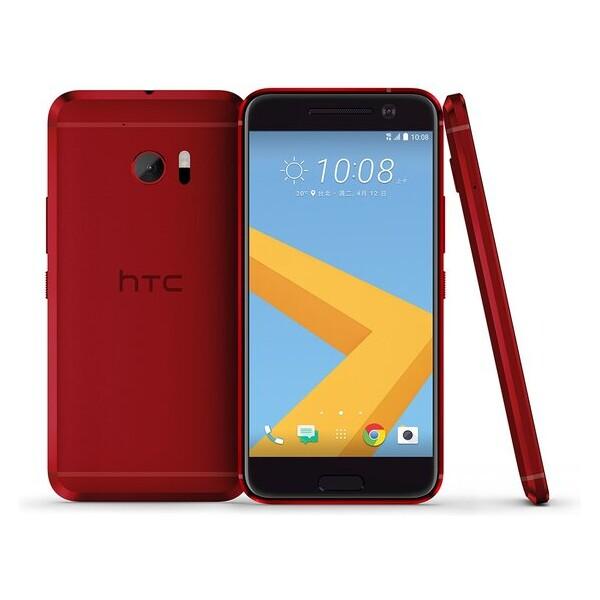 HTC 10 32GB Červená