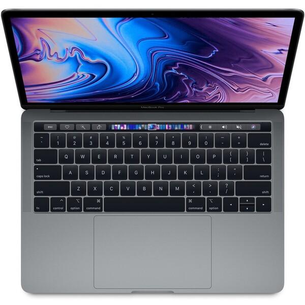 """CTO Apple MacBook Pro 13,3"""" Touch Bar / 2,3GHz / 16GB / 512GB vesmírně šedý (2018)"""