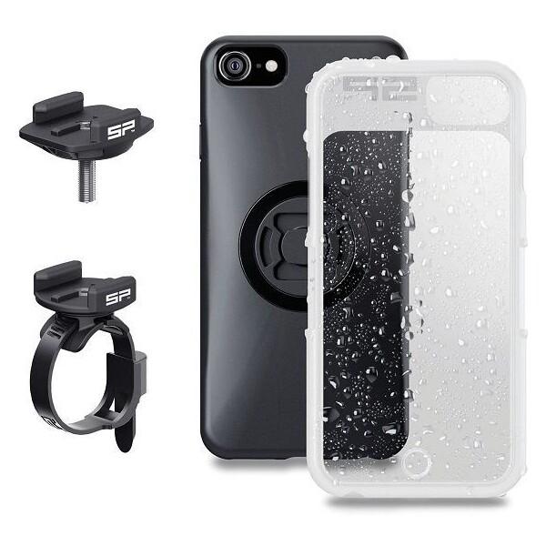 Držák na kolo SP BIKE BUNDLE iPhone 8 Plus/7 Plus/6s Plus/6 Plus Černá