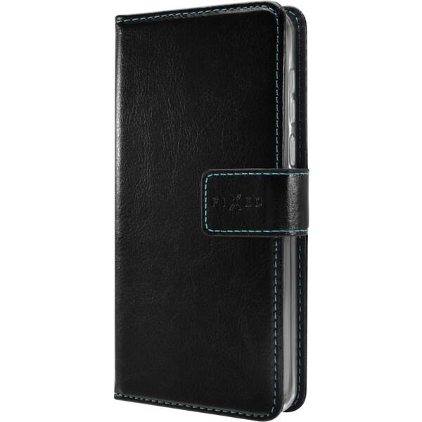 Pouzdro FIXED Opus typu kniha Sony Xperia L1 černé Černá
