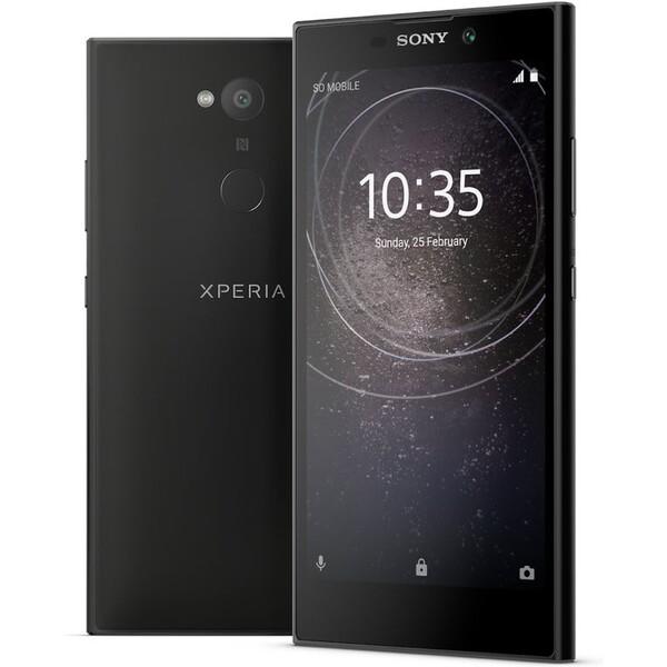 Sony Xperia L2 Dual SIM Černá