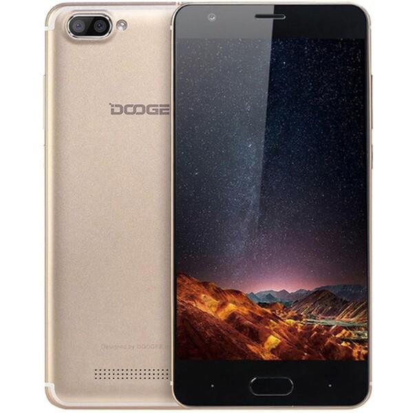 DOOGEE X20 Zlatá