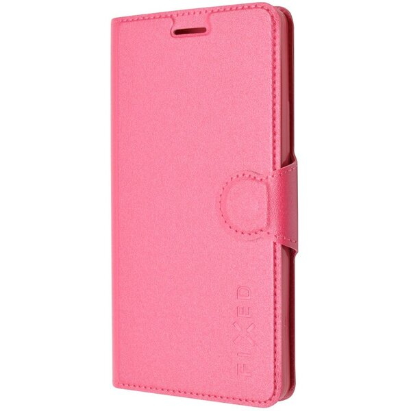 Pouzdro FIXED flip Lenovo Vibe X2 růžové Růžová