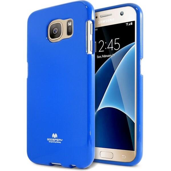 Mercury Jelly pouzdro Samsung Galaxy S7 Edge modré