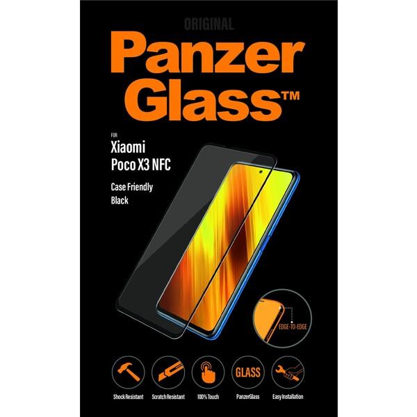PanzerGlass Edge-to-Edge Xiaomi Poco X3 NFC