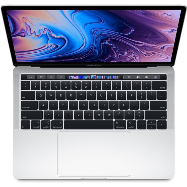 Apple MacBook Pro MR9U2CZ/A Stříbrná