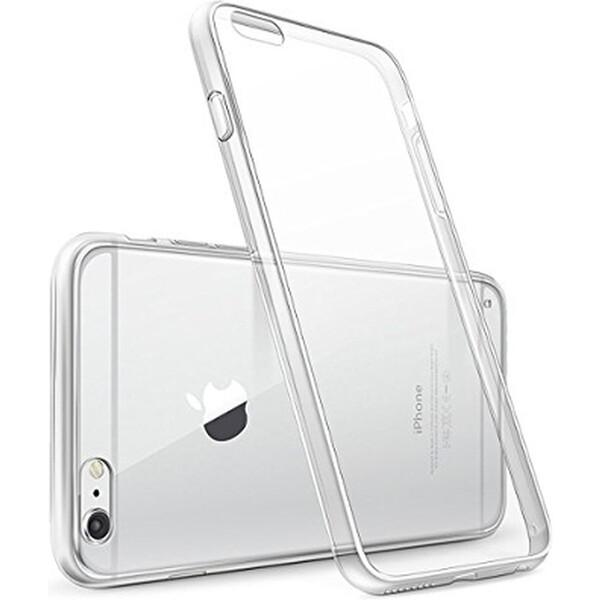 "Smarty ultratenké TPU pouzdro 0,3mm Apple iPhone 6/6S 4,7"" čiré"