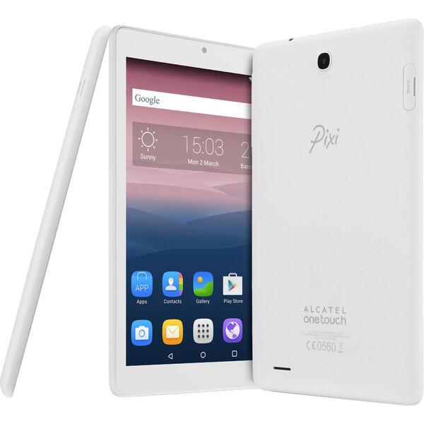 Alcatel OneTouch PIXI 8 WiFi Bílá