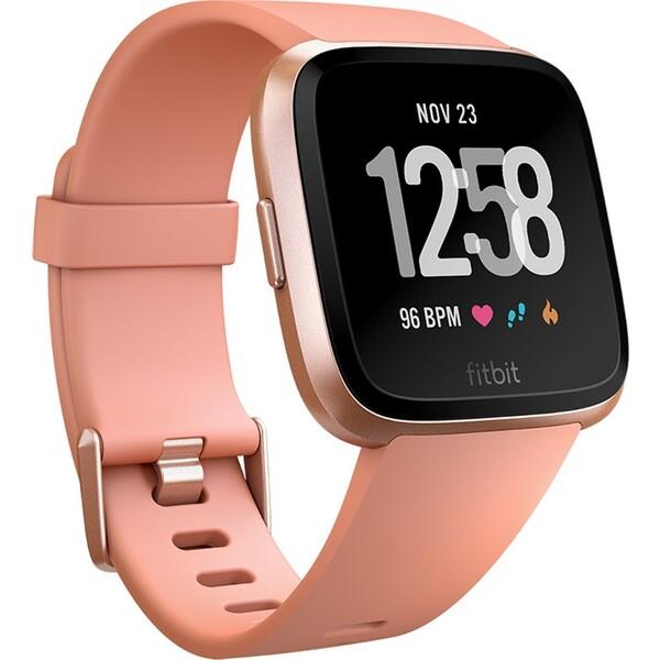 Fitbit Versa Růžově zlatá