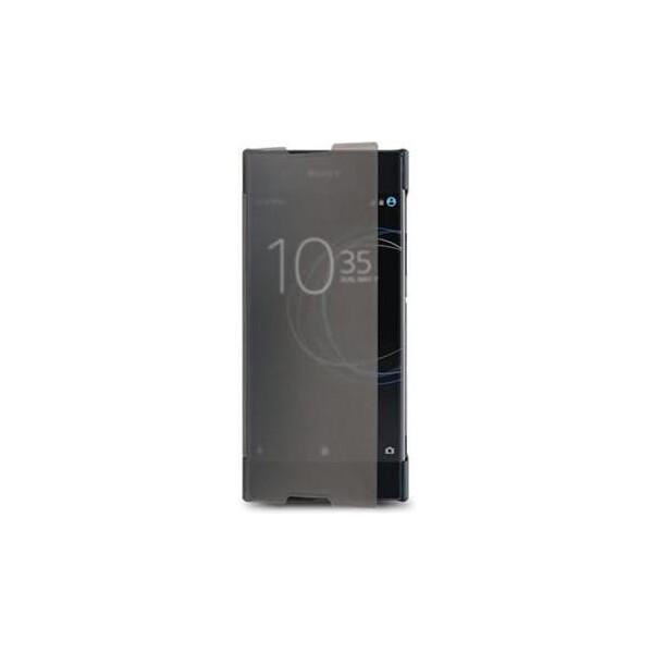 Pouzdro Roxfit Simply Book Case Sony Xperia XA1 Ultra SIM1274B černé Černá