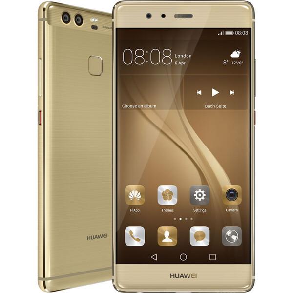 Huawei P9 32GB Dual SIM LTE zlatý