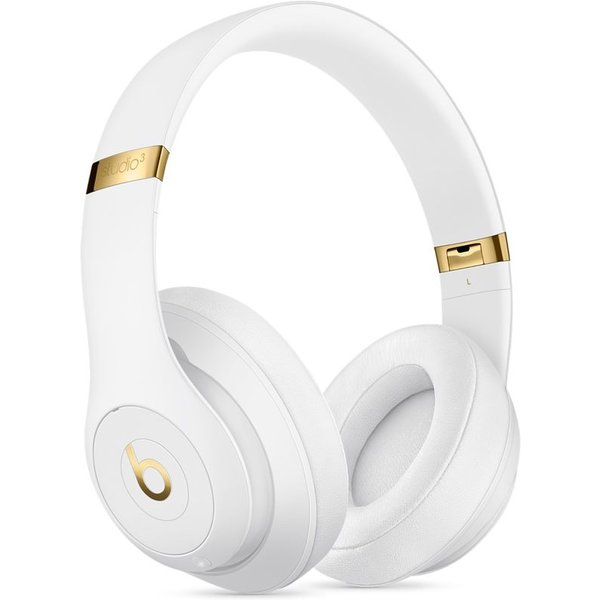 Beats by Dr. Dre Studio 3 Wireless Bílá