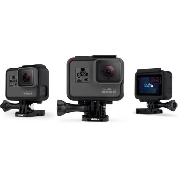 GoPro The Frame HERO5 - AAFRM-001 Černá