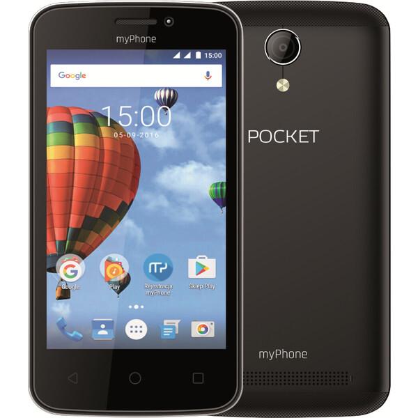 myPhone POCKET černá