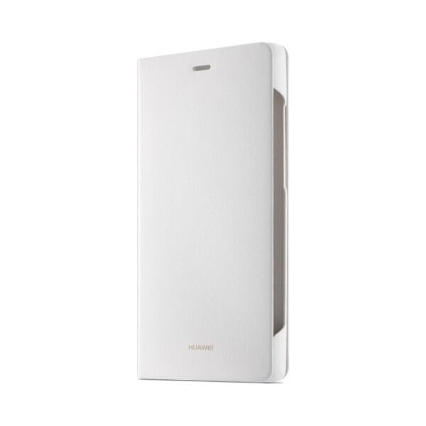 Pouzdro Huawei Original Folio P8 Lite bílé Bílá