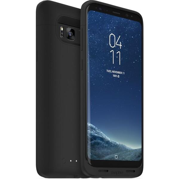 Mophie Juice Pack pouzdro s baterií 3300 mAh pro Samsung Galaxy S8+ Černá