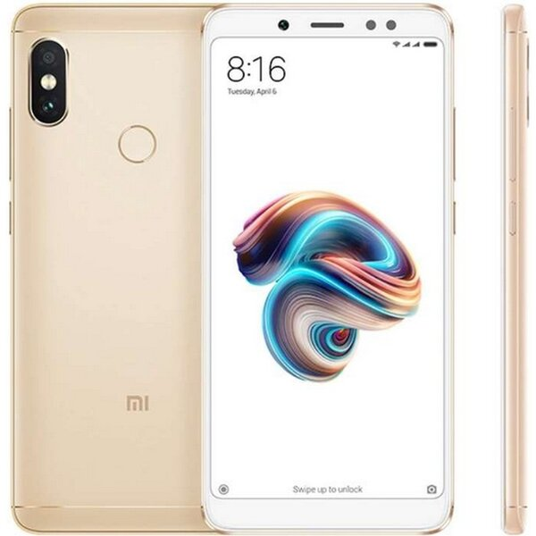 Xiaomi Redmi Note 5 3/32GB Global Zlatá