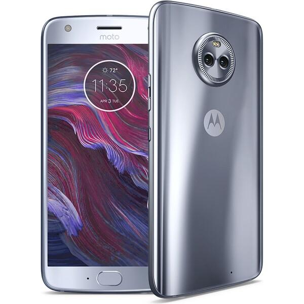 Motorola Moto X4 3GB/32GB Dual SIM Stříbrná