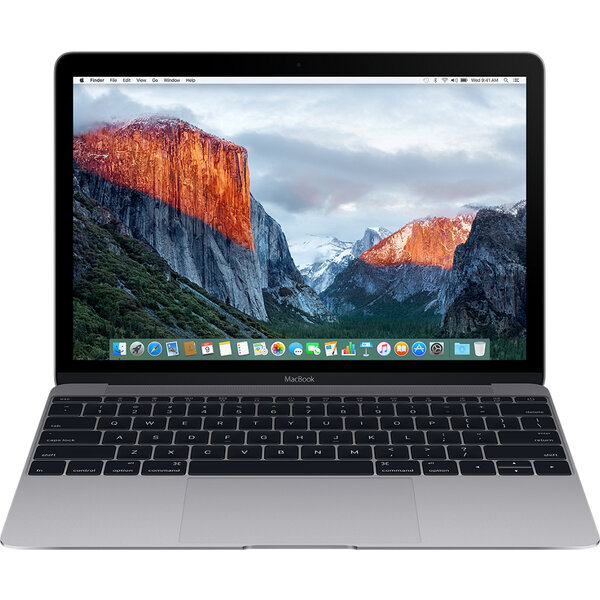 "Apple Macbook 2017 , 12"" 256GB Vesmírně šedá"