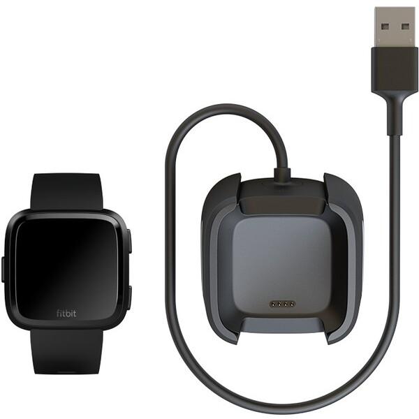Dokovací stanice Fitbit pro Versa (FB166RCC) Černá