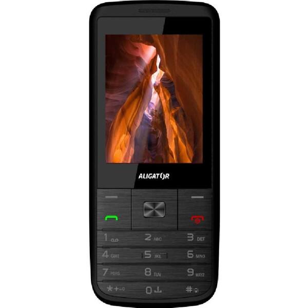 ALIGATOR D920 Dual SIM Černá