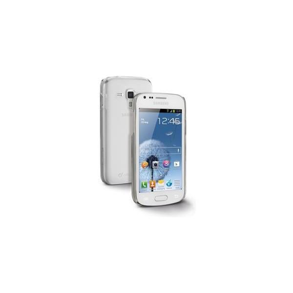 CellularLine Invisible zadní kryt Samsung Galaxy Trend čirý